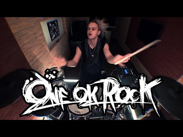 One Ok Rock - Taking Off - Whoa! Whoa! drum cover