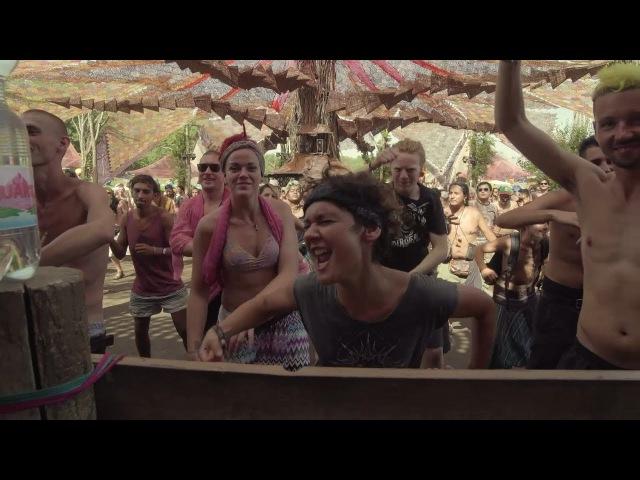 Ozora Festival 2017 Rinkadink vs Element By Up Audiovisual