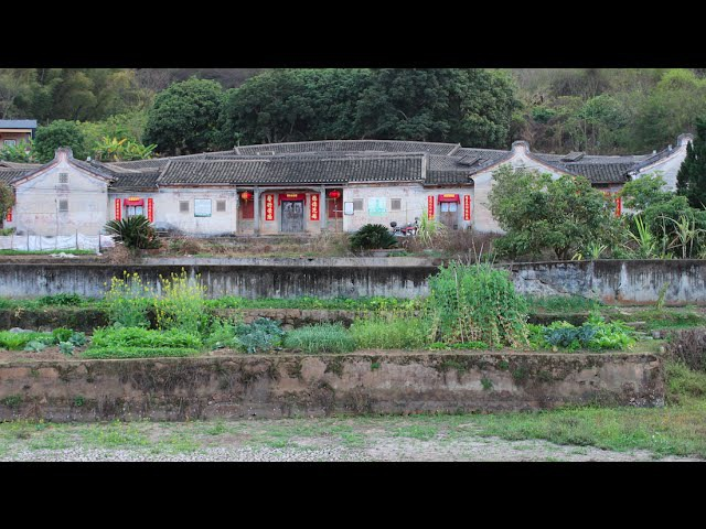 China: Hakka Walled Villages 客家圍屋 - DiDi's Adventures Episode 18