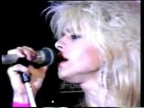 Hanoi Rocks - All Those Wasted Years - LIVE at the MARQUEE (Recoloured HQ)