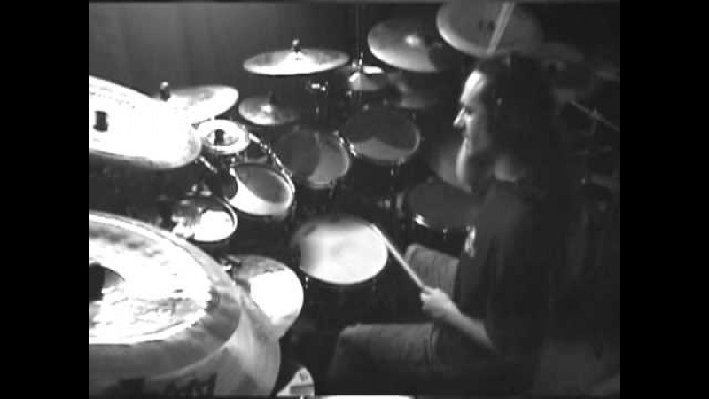 George Kollias - Cerebrum-Pattern Of Fear (drum cam)