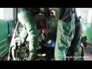Демонтаж форсунок на OPEL VIVARO 2 0 CDTi