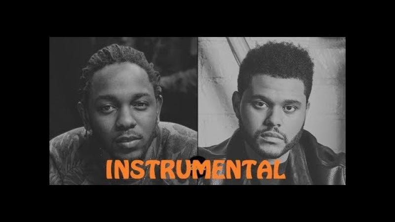 The Weeknd, Kendrick Lamar - Pray For Me (Official Instrumental)