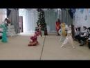 Новогодний восточный танец Каролинки