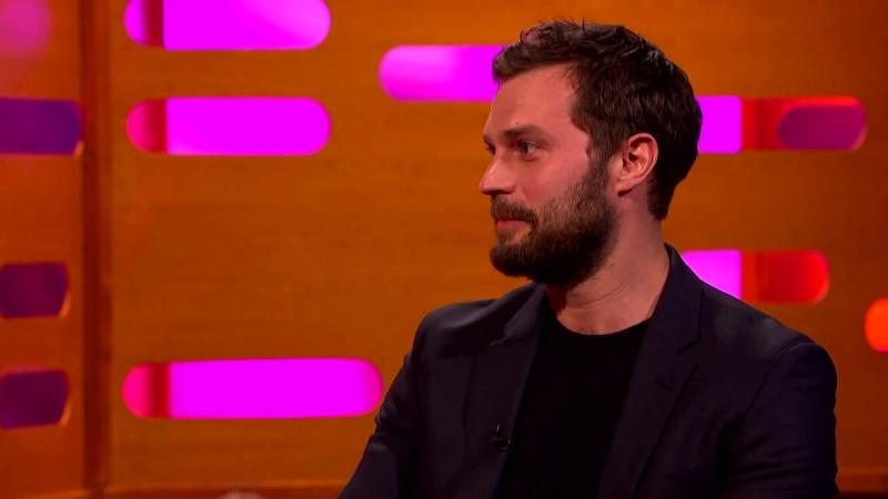 Jamie Dornan Had an Awkward 'James Bond' Moment ¦ The Graham Norton Show