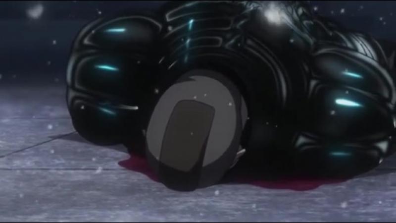 Момент из 11 серии аниме Токийский монстр √A / Tokyo Ghoul 2 - часть 2