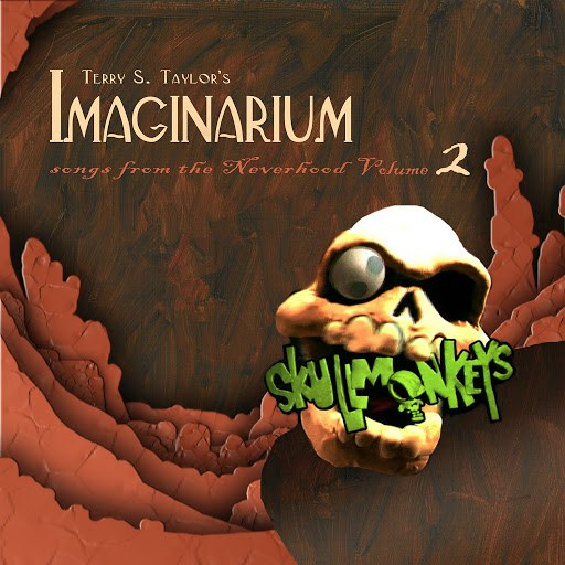 Terry Scott Taylor альбом Imaginarium, Vol. 2 (Songs from the Neverhood) [Original Video Game Soundtrack]