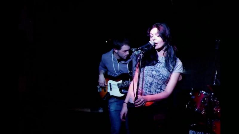 Blues Jam Session - Мария Рубановская в клубе Kvartal 12.05.2011