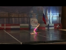Соло Арина Казарян на Балтийской Олимпиаде 17