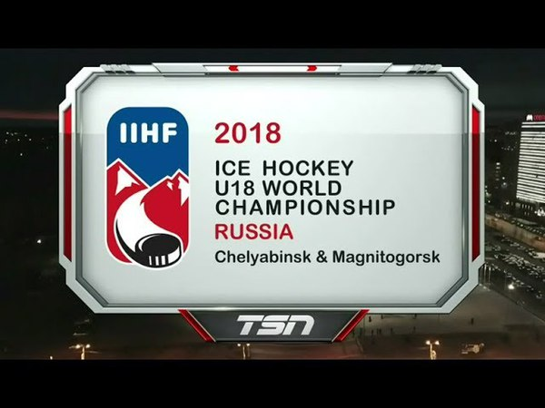 2018 IIHF Ice Hockey U18 World Championship | Gold Medal Game | USA vs Finland | Full Game