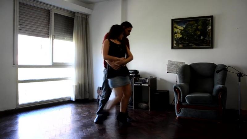 Танго нуэво Pablo Cieslik Improvisación Nº2 Abrazo