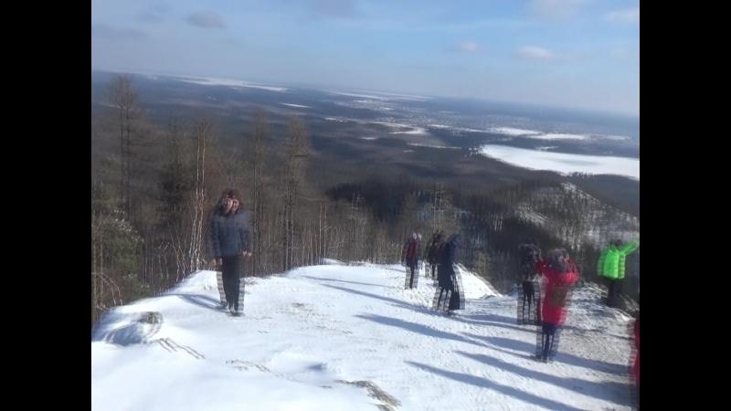Добрались до вершины Большой-Сугомак