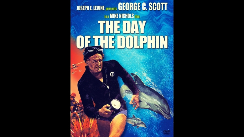 «День Дельфина». - «The Day of the Dolphin» (1973) США/USA.