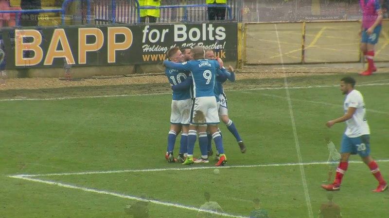 Rochdale v Portsmouth 3-3