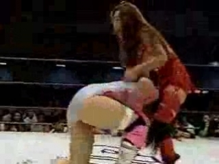 Dynamite Kansai, Mayumi Ozaki vs. Yumiko Hotta, Takako Inoue