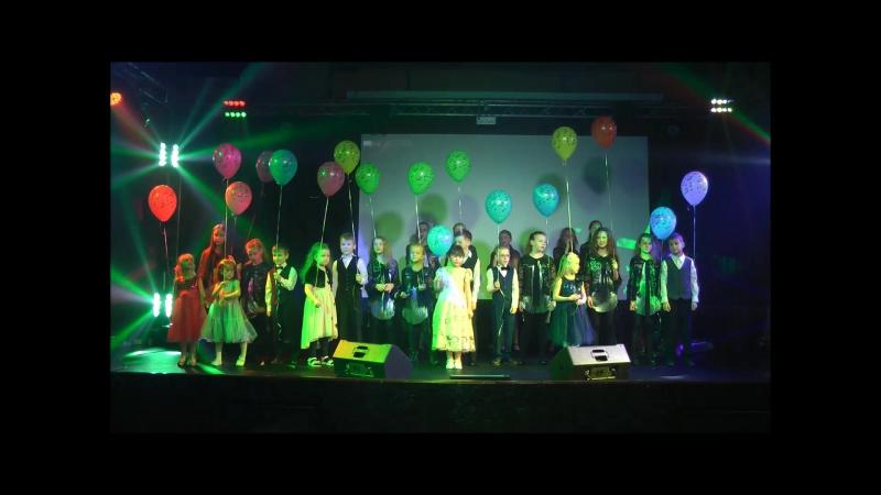 Финал дети вокальной студии Ветер Перемен Куда уходит детство