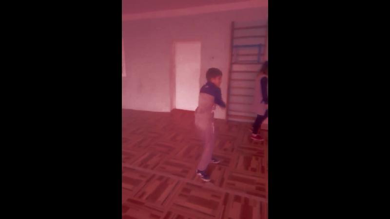 Fuckin dancin
