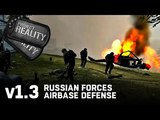 Russian Forces Airbase Defense - Project Reality v1.3