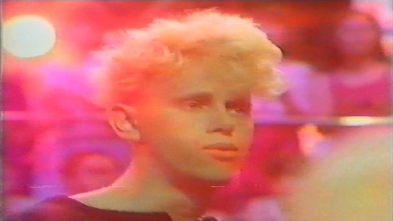 Depeche Mode - Everything Counts (Razzmatazz BBC 19-07-1983)