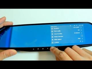 Автомобильный видеорегистратор full hd 1080p,