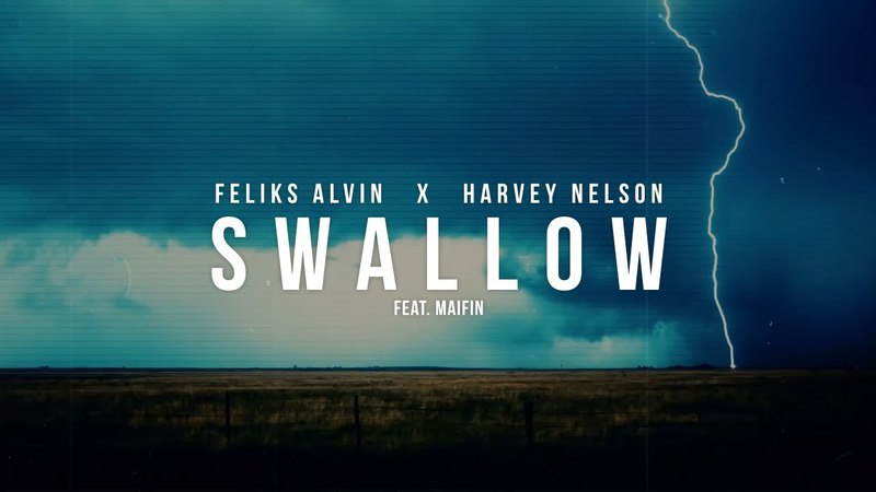 Feliks Alvin x Harvey Nelson - Swallow (feat. Mai Fin) | Official Lyric Video