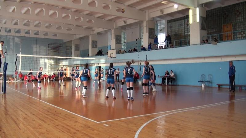 Кировская обл. vs Казань 2005 г.р. 18.12.2017 г.