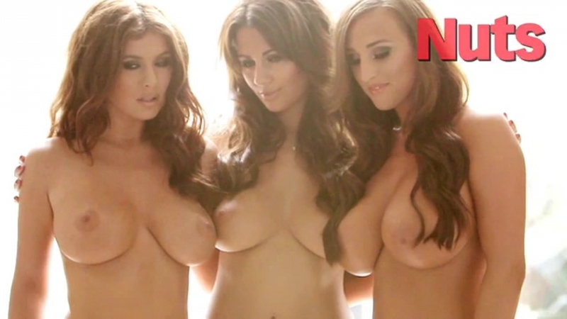Holly Peers Nuts 2012 09 07 with Stacey Poole Kelly Hall