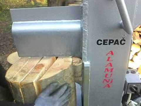Prodajem cepač za drva ALAMUNJA