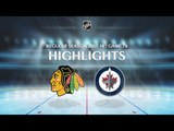 ОБЗОР МАТЧА HD ЧИКАГО - ВИННИПЕГ | BLACKHAWKS vs. JETS | MARCH 29, 2018 | NHL REGULAR SEASON
