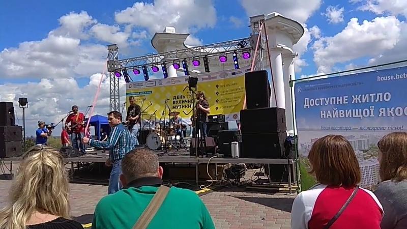 День уличной музыки в Полтаве 2018