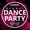 9 DECEMBER   DANCE PARTY   EUROPA CLUB