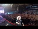AMNEVILLE France November 12 2017 Queen Adam Lambert