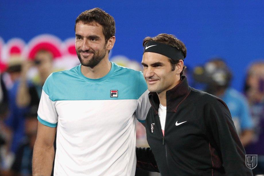 Федерер - Чилич Australian Open