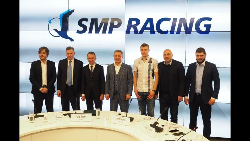 Пилот программы SMP Racing Сергей Сироткин рассказал, под каким номером он будет выступать в «Формуле-1»