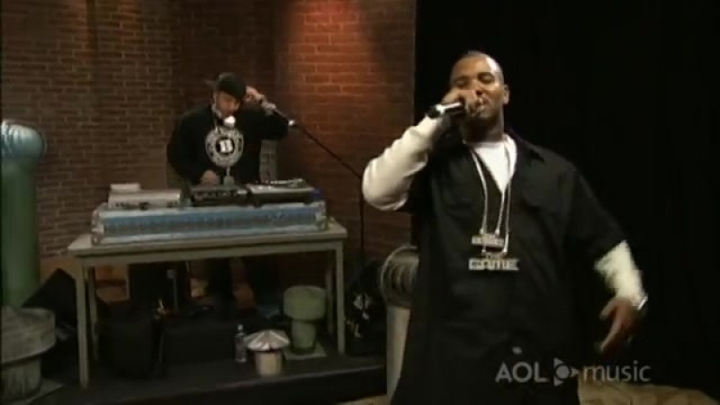 The Game - Too Much (AOL Sessions) ft. Juice