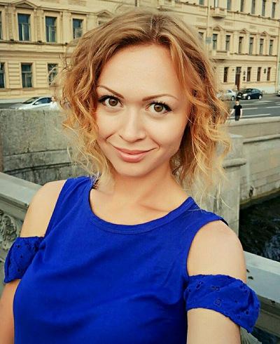 Анастасия Григорович