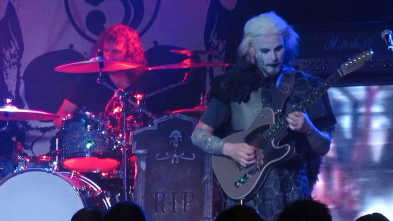 John 5 the Creatures - Jiffy Jam; Hell Haw; Season of the Witch ((Live at March 29th 2018)