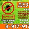 Дезинсекция Нижнекамск уничтожение насекомых
