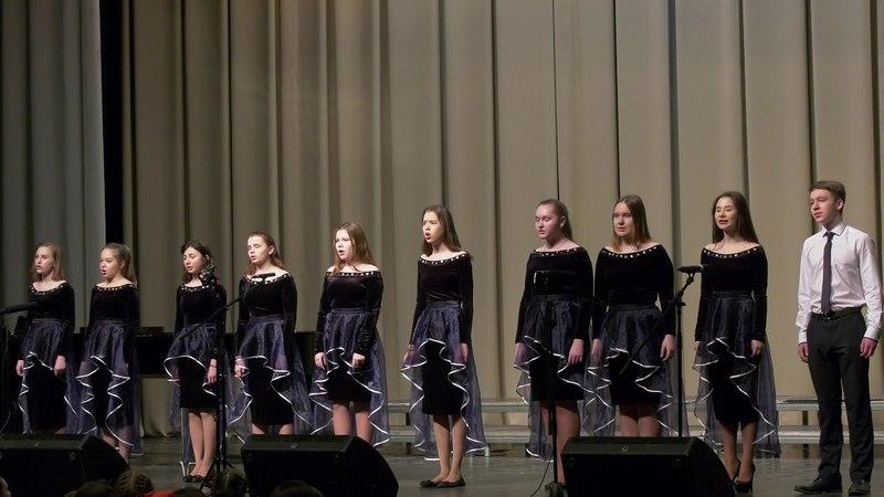 Сибирята, вокальный ансамбль - Festival Sanctus