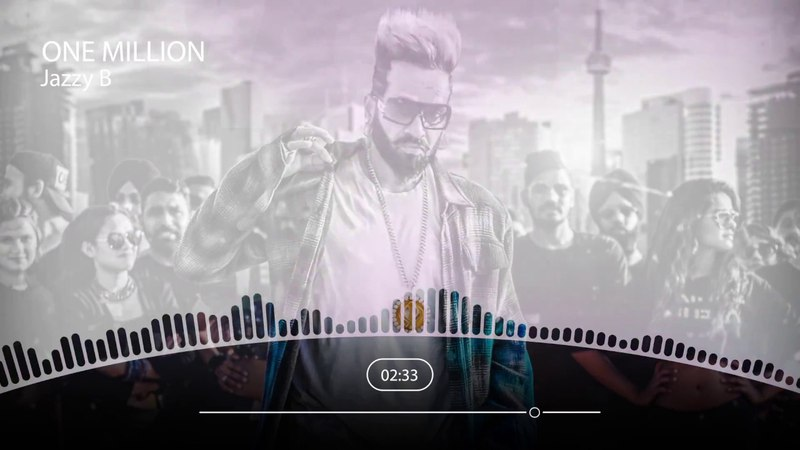 One Million   Audio Song   Jazzy B ft. DJ Flow   Latest Punjabi Song 2018   Speed Records