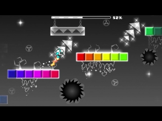 [Titan Channel] Демон без практики! (Я мазохист? :D) Geometry Dash [16]