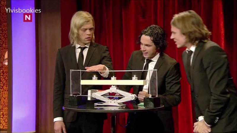 Ylvis - The gene test (DNA) - IKMY 17.10.2013 (English subtitles)