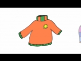 Clothing Vocabulary for Kids - What Do You Wear Chant