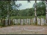 Классика советского кино. Формула любви (1984). Фрагмент с игрой в городки.