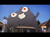 The Amazing World of Gumball-The One Episode (Clip) Gumball Monster Ego 720pHD