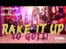 DASHA G. LERA V. | Yo Gotti - Rake It Up ft. Nicki Minaj | Hamilton Evans Choreography