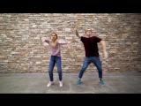Dance Nikolay&Daria duet video STAY - Zedd ft Alessia Cara.