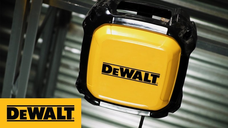 DEWALT® Jobsite WiFi system: Set Up in 4 Easy Steps