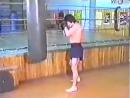 Бинтование рук, стойка и перемещение, техника ударов руками.Тайский бокс (В. Чемякин).