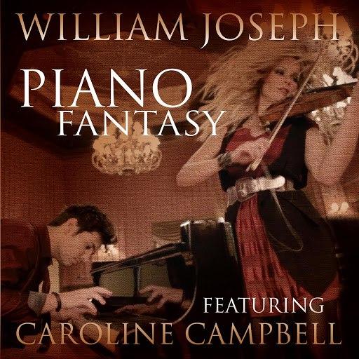 William Joseph альбом Piano Fantasy (feat. Caroline Campbell)